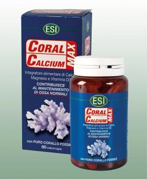 CORAL CALCIUM MAX 80 kapslí vápník, hořčík, vitamin D