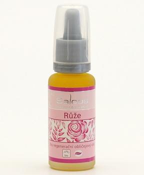 RŮŽE BIO - obličejový olej 20 ml