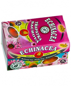 ECHINACEA čaj porcovaný 30g echinacea, imunita, čaj, milota
