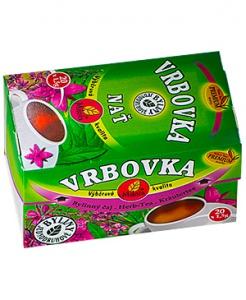 VRBOVKA porcovaný čaj 30 g protizánětlivé, prostata, močové cesty, zánět, čaj, milota, krev