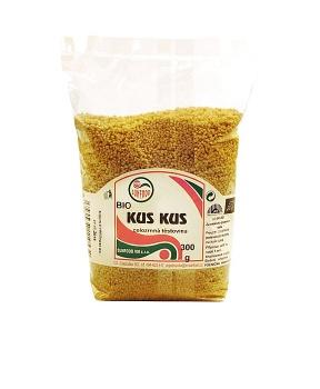 KUS-KUS CELOZRNNÝ BIO 300 g kus kus, celozrnný, těstoviny, bio