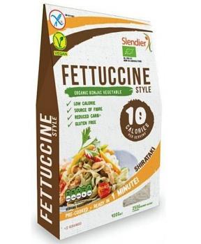 FETTUCINE TĚSTOVINY BIO 250 g nízkokalorické těstoviny, bezlepkové těstoviny