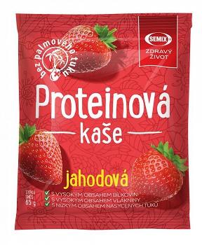 PROTEINOVÁ KAŠE JAHODA 65 g
