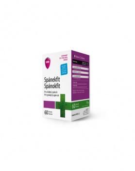 SPÁNEKFIT 60 tablet Přípravek obsahuje kombinaci přírodních extraktů pro zkvalitnění spánku a udržování duševní pohody. Chmel v kombinaci s kozlíkem pomáhá zklidnit nadměrnou aktivitu, usnadňuje usínání a podporuje přirozený a zdravý spánek. Meduňka zklidňuje, snižuje napětí.
