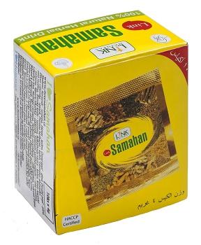 SAMAHAN 10 sáčků x 4 g