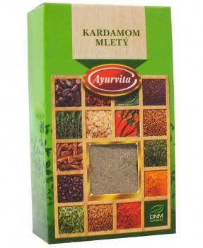 KARDAMOM MLETÝ 35 g kardamom, Indie, kari, garam masala, káva, dezerty