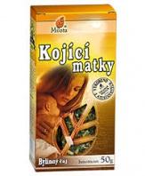 KOJÍCÍ MATKY sypaný čaj 50g kojení,tvorba mléka,žlázy