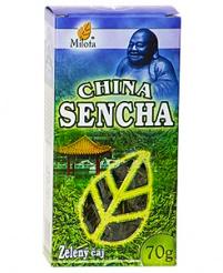 SENCHA sypaný čaj 70g kvalitní zelený čaj, sencha