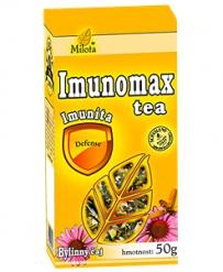 IMUNO MAX TEA porcovaný čaj 50g  imunita, posílení imunity, imunitní systém, milota