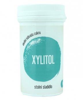XYLITOL 120 g náhrada cukru nízkokalorické sladidlo, přírodní sladidlo pro diabetiky