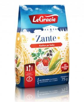 ZANTE - KUSKUS PO ŘECKU 75 g kuskus, řecký kuskus, jídlo do práce, rychlovka, rajčata, olivy, legracie