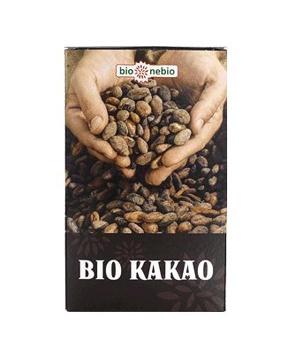 BIO KAKAO se sníženým obsahem tuku bio 150 g kakaový prášek bio, kakaový prášek se sníženým obsahem tuku