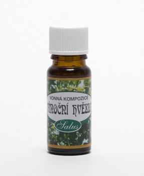 VÁNOČNÍ HVĚZDA 100% přírodní směs esenciálních olejů 10 ml 100% esenciální olej Vánoce, vánoční hvězda, podzim, podrážděnost, stres