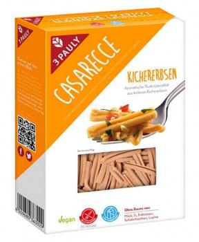 TĚSTOVINY CIZRNOVÉ 250 g cizrna,cizrnová mouka,bez lepku,těstoviny z cizrny,cizrnové těstoviny,vegan,ateroskleróza,zácpa,římský hrách,vegan