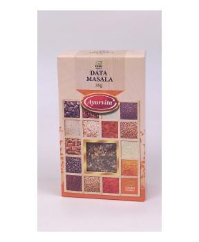 DÁTA MASALA 35 g dáta masala, koření, čaj, yogi čaj, indický čaj, směs koření