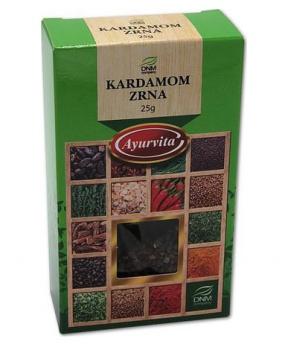 KARDAMOM DRCENÝ, ZRNA 35g kardamom, Indie, kari, garam masala, káva, dezerty, dech, trávení