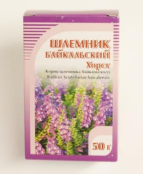 ŠIŠÁK BAJKALSKÝ kořen 50 g šišák bajkalský, nervy