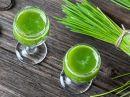 MLADÝ JEČMEN BIO sušená šťáva 100 g detoxikace,játra,překyselení,trávení,imunita,energie,antioxidant,srdce,cévy,spirulina,ječmen,chlorella