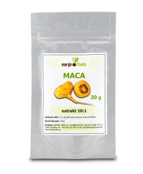 MACA extrakt 10:1 20 g