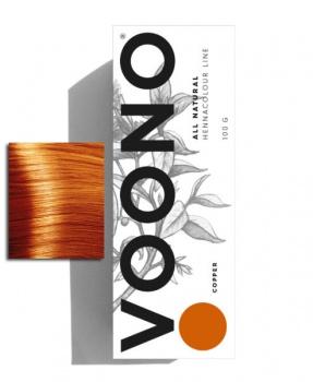 HENNA COPPER 100 g henna, měděná, copper, přírodní barva na vlasy, barva, vlasy, henna copper