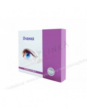 SVĚTLÍK - M 50 tablet světlík m, světlík, očanka, oči, zrak, podpora zraku, sítnice