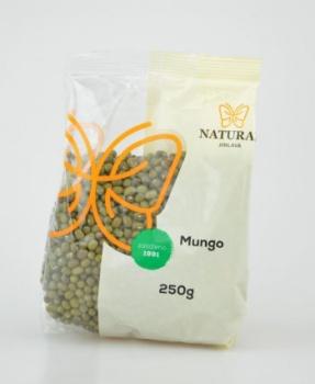 FAZOLE MUNGO 250 g fazole na klíčení, mungo fazole