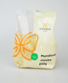 MANDLOVÁ MOUKA 200 g