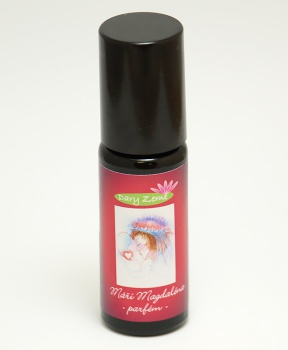 MÁŘÍ MAGDALÉNA parfém 10 ml máří magdaléna, parfém, éterický olej, rovnováha, energie, sexualita, láska, vášeň, propojení