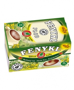 FENYKL PLOD porcovaný čaj 40g