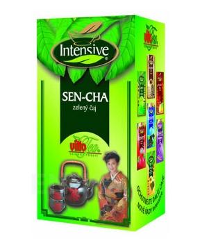 SEN-CHA - ZELENÝ ČAJ porcovaný 30g sencha porcovaný, porcovaný zelený čaj