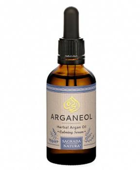 Arganový olej bylinný - zklidňující sérum 50 ml