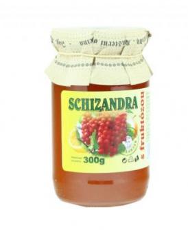 SCHIZANDRA S FRUKTÓZOU 300 g schizandra, klanopražka, schizandra s fruktózou, fruktóza, džem, ovocná pomazánka