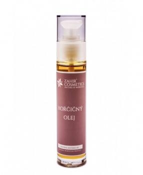 HOŘČIČNÝ OLEJ 50 ml hořčičný olej, hojivý olej, suchá pokožka, problematická pokožka, vlasy, lupy, jizvy