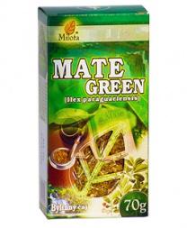 MATÉ GREEN sypaný čaj 70g cesmína sypaný čaj, yerba maté sypaný, yerba mate, mate, mate green, povzbuzení,, dieta, hmotnost