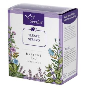 TLUSTÉ STŘEVO porcovaný 37,5 g čaj na tlusté střevo, tlusté střevo serafin porcovaný