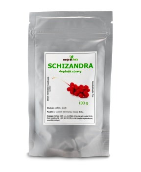 SCHIZANDRA prášek 100 g