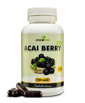 ACAI BERRY 100 tob. acai berry