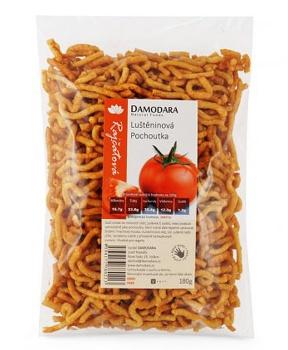 LUŠTĚNINOVÁ POCHOUTKA - RAJČATOVÁ 180g luštěninová pochoutka, rajčatová luštěninová pochoutka, luštěnina, rajčata