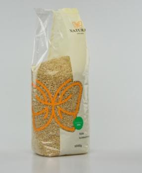 KULATOZRNNÁ RÝŽE - neloupaná 1000 g rýže, neloupaná rýže, bez lepku