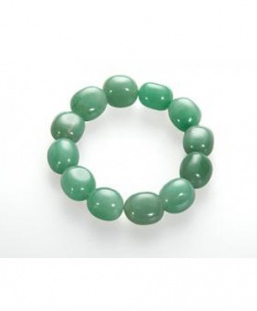AVANTURÍN zelený náramek 10 mm