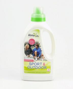 Tekutý prací prostředek Sport + Outdoor 750 ml ekologický prací gel,ekologické praní na sportovní oblečení,sport,ekologie,ekodrogeri