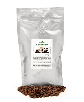 ESPRESSO 250 g káva, espresso, energie