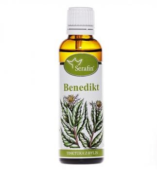 BENEDIKT - Z BYLIN 50 ml Benedikt z bylin Serafin, tinktura z bylin