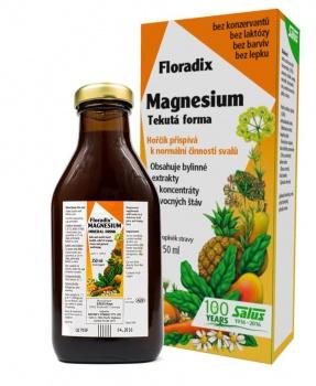 MAGNESIUM - tekutá forma 250 ml