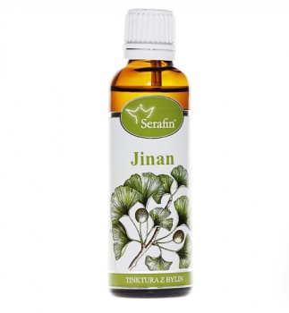 JINAN GINKGO - Z BYLIN 50 ml