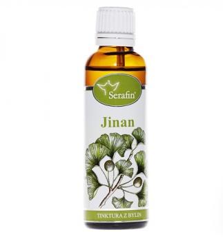 JINAN GINKGO - Z BYLIN 50 ml Jinan - z bylin Serafin
