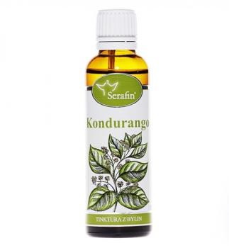 KONDURANGO tinktura Z BYLIN 50 ml Kondurango - z bylin Serafin, kondurango tinktura z bylin serafin
