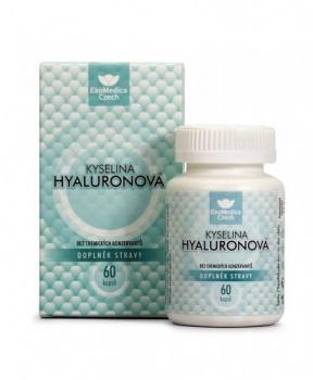 KYSELINA HYALURONOVÁ 60 tablet kyselina hyaluronová, pleť, kůže, kolagen