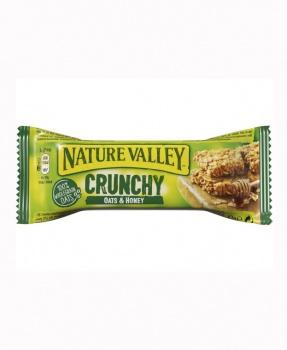 CELOZRNNÉ SUŠENKY S MEDEM 42 gramů celozrnné sušenky, med, ovesné vločky