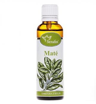 MATÉ - Z BYLIN 50 ml Maté - z bylin Serafin, tinktura na nízký tlak serafin